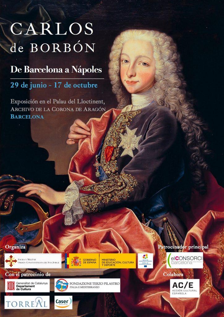 Exposicion Carlos III de Borbón