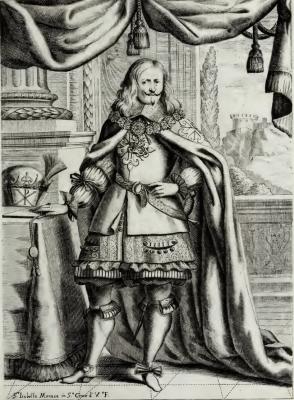 Angelo Maria Angelo Flavio Comneno, príncipe de Macedonia, VI (40º) Gran Maestre de la Orden