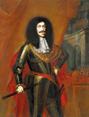 Leopoldo I confirmó su reconocimiento a la Orden y la transmisión del Gran Magisterio a los Farnesio