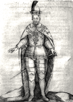 Juan Andrés I Flavio Comneno, Príncipe de Macedonia y Duque de Durazzo, IV (38º) Gran Maestre (1572-1630)