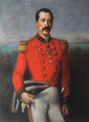 Don Alfonso de Borbón-Dos Sicilias, Conde de Caserta LI (XVII), Gran Maestre (1894-1934)