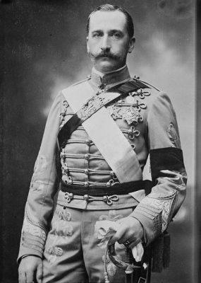 El Infante Don Carlos, príncipe de las Dos Sicilias